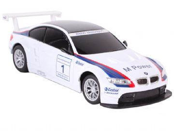Radio Controlled BMW M3 GT2 Racing Car 1:24 Scale Official RC Model